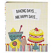 Baking Days Recipe Organiser