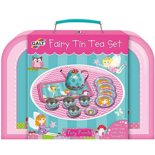 Galt Fairy Tin Tea Set