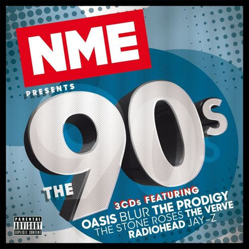 Nme Presents The 90S (3Cd)