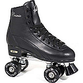 SFR Cosmic Quad Skates - White - UK 3 - Black