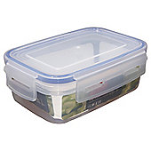 Tesco Klip Fresh 450ml Rectangular Food Container