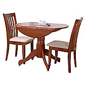 G&P Furniture Dining Chair (Set of 2) - Cherry