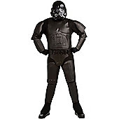 Star Wars Shadowtrooper Costume (Deluxe) Extra Large