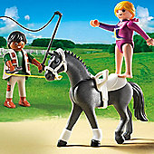 Playmobil 5229 Horse Dressage training