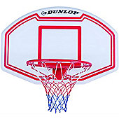 Dunlop Basket Ball Ring with Back Board 90 x 60cm