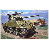 M4A2 76 mm Wet Sherman - 1:35 Scale - 6483 - Italeri
