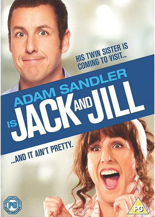 Jack And Jill (DVD)