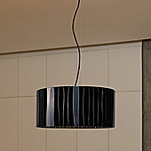 Arturo Alvarez Curvas Suspension Lamp - Small - Brown