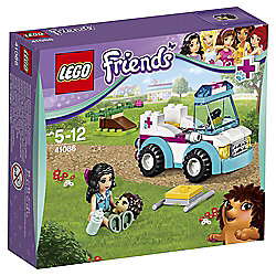 LEGO Friends Vet Ambulance 41086