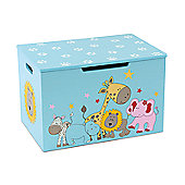 First Baby Safety Animal Toybox