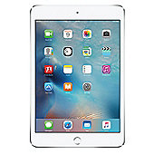 Apple iPad mini 4 (7.9 inch) Wi-Fi Cellular 16GB - Silver
