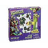 Teenage Mutant Ninja Turtles Tattoo Kit