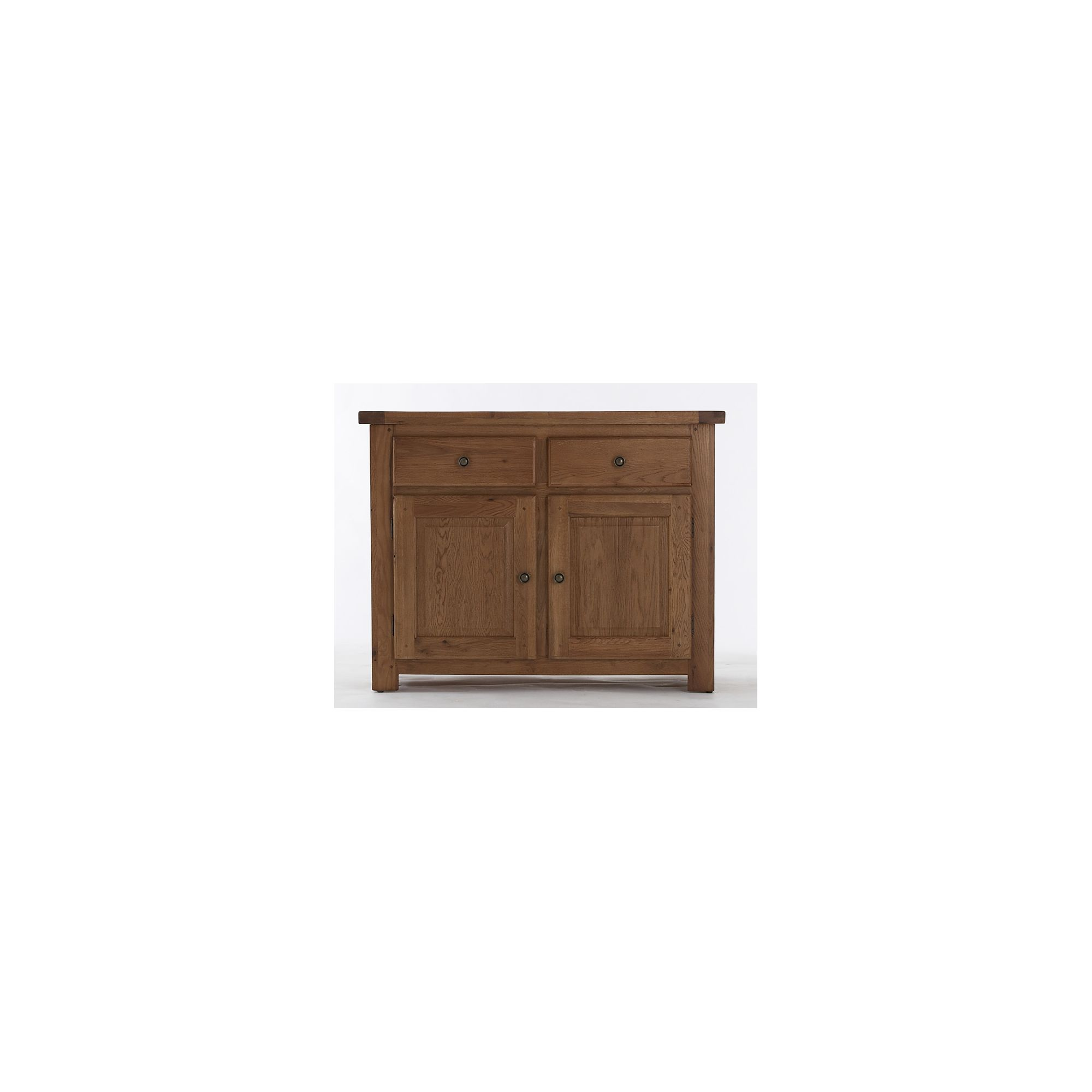 Thorndon Farmhouse 2 Door Sideboard in Old Oak at Tesco Direct