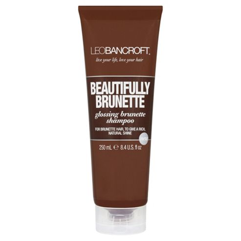Image of Leo Bancroft Beautifully Brunette Shampoo