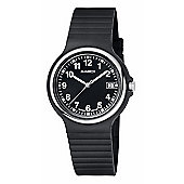 M-Watch Swiss Made Maxi Unisex Date Display Watch - A661MMA.22020BI
