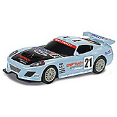Scalextric Slot Car C3472 Gt Lightning - Blue