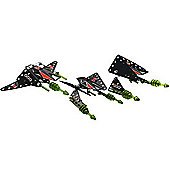 Meccano Space Chaos Dark Pirates Raiders