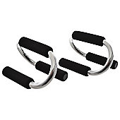 York Fitness Y Push Up Bar