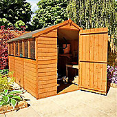 BillyOh 20 9 x 6 Rustic Overlap Apex Shed