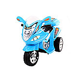 Childrens Trike 6v Ride On Toy, Blue