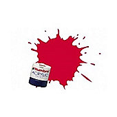 Humbrol Paint No 238 Arrow Red - Gloss - 12ml Acrylic