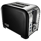 Russell Hobbs 22393 Canterbury 2 Slice Cream Toaster