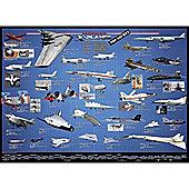 American X-Planes Puzzle