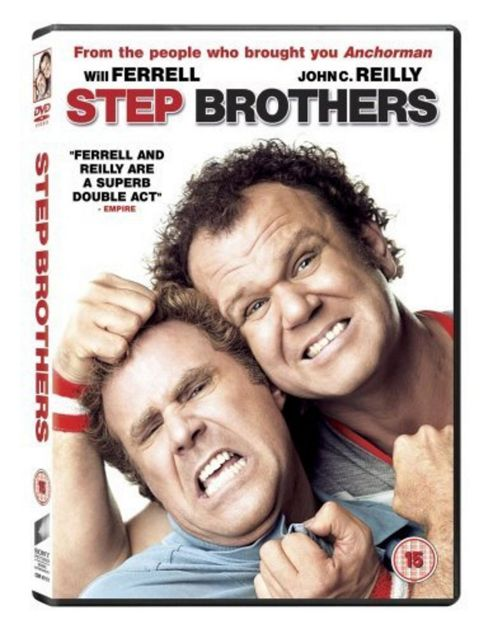 Step Brothers (DVD)