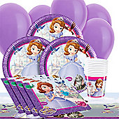 Sofia the First Value Party Pack For 8