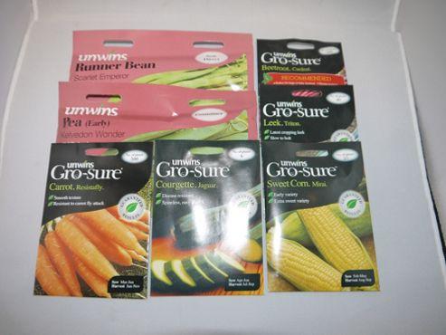 Vegetable Garden Collection