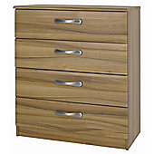 Alto Furniture Visualise Tipolo 4 Drawer Chest
