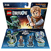 LEGO Dimensions, Team Pack, Jurassic World