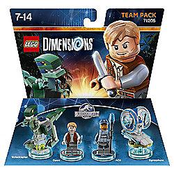 LEGO DIMENSIONS TEAM PK JUR WRLD