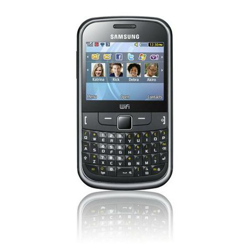 Samsung Chat 335 Sim Free Mobile Phone
