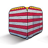 Pop Up Beach Hut (Red)