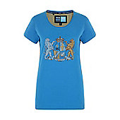 Rugby World Cup 2015 Coat of Arms T-Shirt - Blue