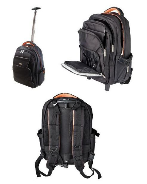 Trust Chicago 16 inch Notebook Trolley Backpack