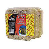 Dawn Chorus 10306 Fat Feast Assorted Value X3