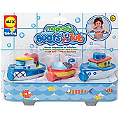 Alex Toys Magnetic Boats