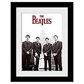 The Beatles Boat Framed Print, 30x40cm