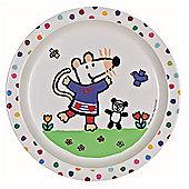 Petit Jour Maisy Mouse Plate