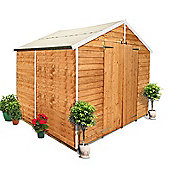 BillyOh 400 7 x 8 Windowless Overlap Apex Shed
