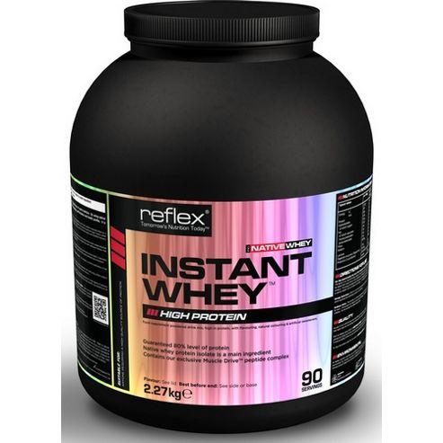Reflex Native Instant Whey 2.27kg - Chocolate