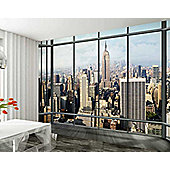 1Wall Giant New York Skyline Wall Mural