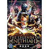 The Legends Of Nethiah DVD