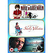 Made In Dagenham/Shirley Valentine/Shadowlands (DVD Boxset)