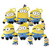 "Despicable Me 2 Minion 5"" Bag Clip"