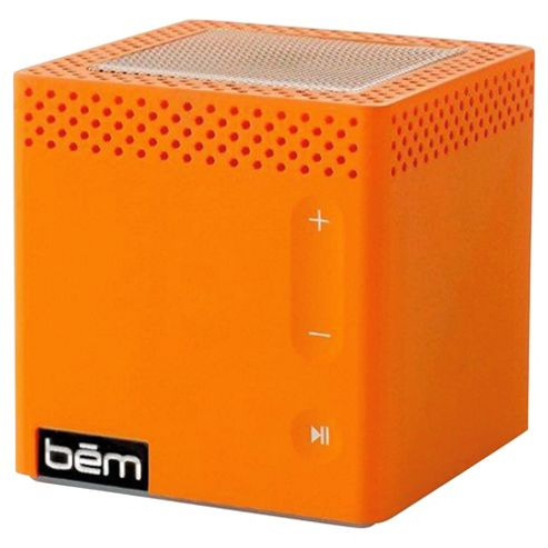 Bem Bluetooth Speaker Orange