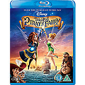 TinkerBell and The Pirate Fairy (Blu-ray)