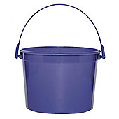 Favour Boxes Purple Plastic Bucket (each)